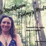VIERNES DE MEDITACIÓN: PREPARARNOS PARA EL CARA A CARA
