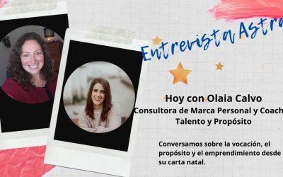 ¿Crees que eres una multiapasionada? – Entrevista a Olaia Calvo