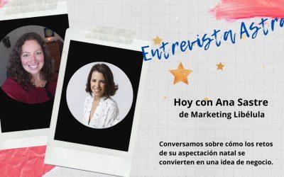 ¿ES EL MUNDO ONLINE Y EL MARKETING AMENAZADOR?-Entrevista a Ana Sastre